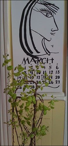 One of the fabulous Ffrench calenders. See the Resource Pages for more info.