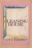 Cover of the mini book I made for Cleaning House.